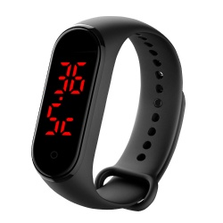V8 smart band, test boby tempreture