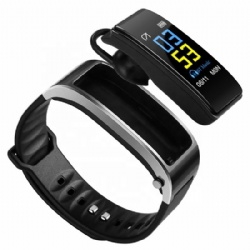 Y3 smart band with earphone